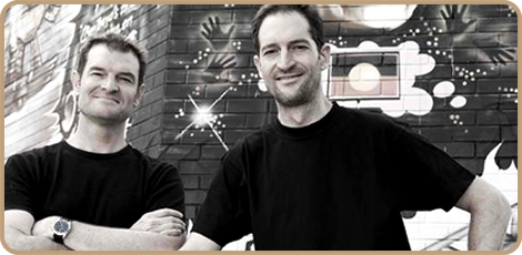 The principals of the BARISTA BASICS Coffee Academy are David Gee and Matthew Gee